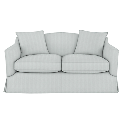 John Lewis Melrose Loose Cover Medium Sofa with Scatter Cushions