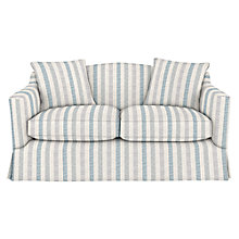 Buy John Lewis Melrose Loose Cover Medium Sofa with Scatter Cushions Online at johnlewis.com