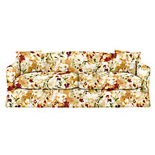 Buy John Lewis Melrose Loose Cover Grand Sofa with Scatter Cushions Online at johnlewis.com