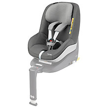 Buy Maxi-Cosi 2wayPearl i-Size Group 1 Car Seat, Concrete Grey 2 Online at johnlewis.com