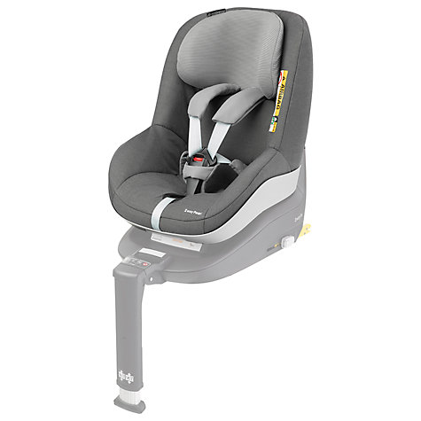 buy maxi cosi 2waypearl i size group 1 car seat concrete grey john lewis. Black Bedroom Furniture Sets. Home Design Ideas