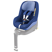 Buy Maxi-Cosi 2wayPearl i-Size Group 1 Car Seat, River Blue 2 Online at johnlewis.com