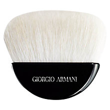 Buy Giorgio Armani Maestro Sculpting Powder Brush Online at johnlewis.com