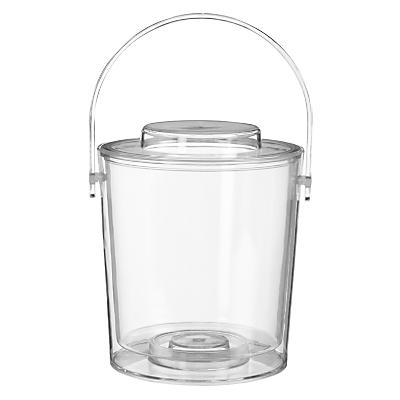 John Lewis Ice Bucket and Tongs