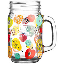 Buy Kilner Fruit Handled Jar, 400ml Online at johnlewis.com