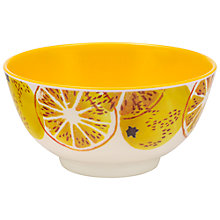 Buy Emma Bridgewater Toast and Marmalade Melamine Bowl Online at johnlewis.com