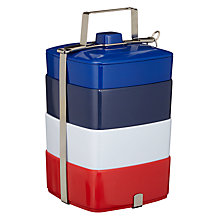 Buy John Lewis Coastal Tiffin Box Online at johnlewis.com