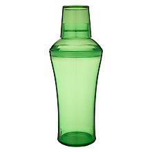 Buy John Lewis La Selva Acrylic Cocktail Shaker, Iguana Online at johnlewis.com