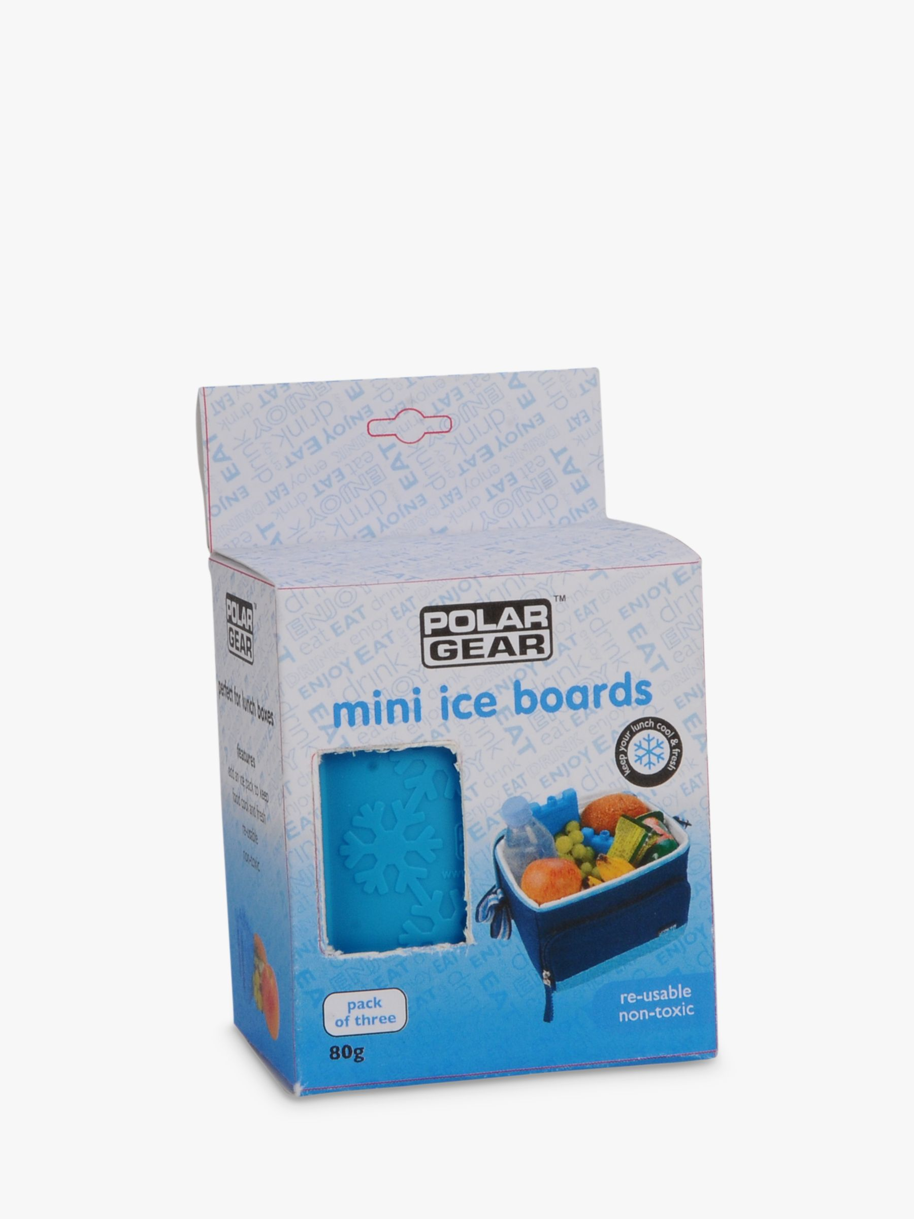 Polar Gear Polar Gear Mini Ice Boards, Pack of 3