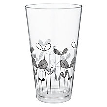 Buy MissPrint Clear Tumbler, Sapling Online at johnlewis.com