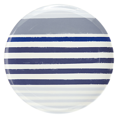 John Lewis Multi Stripe Side Plate