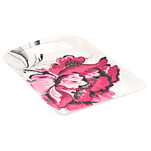 Buy Joules Floral Serving Tray Online at johnlewis.com