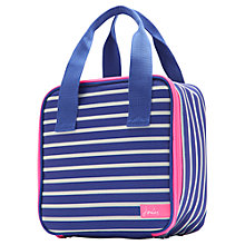 Buy Joules Lunch Bag, Stripe Online at johnlewis.com