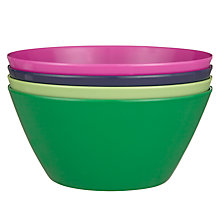 Buy John Lewis La Selva Plain Bowl, Set of 4 Online at johnlewis.com