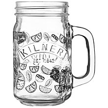 Buy Kilner Mojito Decal Handled Jar Online at johnlewis.com