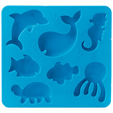 Buy Kikkerland Under The Sea Ice Cube Tray Online at johnlewis.com