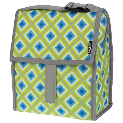 Packit Picnic Cooler Geometric Lunch Bag