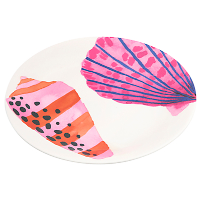 Joules Dinner Plate, Stripe