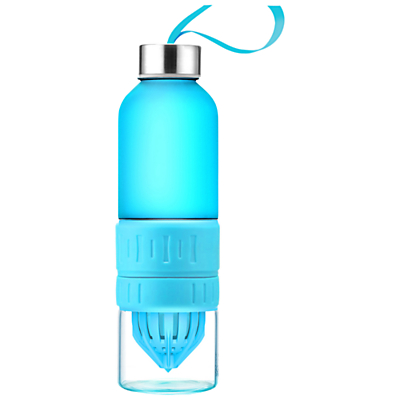 Asobu Twist 'N' Go Bottle, Blue
