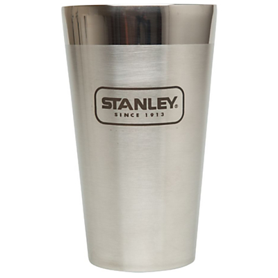 Stanley Adventure Staking Vacuum Pint, Silver