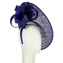 Buy John Lewis Lexi Upturn Disc Occasion Hat Online at johnlewis.com