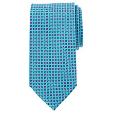 Buy John Lewis Mini Circle Silk Tie Online at johnlewis.com