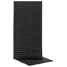 Buy Reiss Perkins Reversible Polka Dot Scarf, Black Online at johnlewis.com