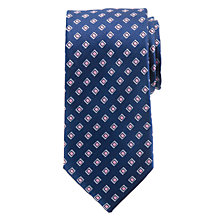 Buy John Lewis Shadow Diamond Satin Tie Online at johnlewis.com