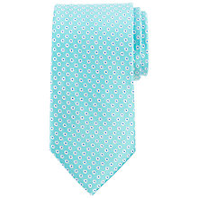 Buy John Lewis Circle Dot Silk Tie Online at johnlewis.com