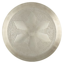 Buy John Lewis Fusion Hammered Tray, Persia Online at johnlewis.com