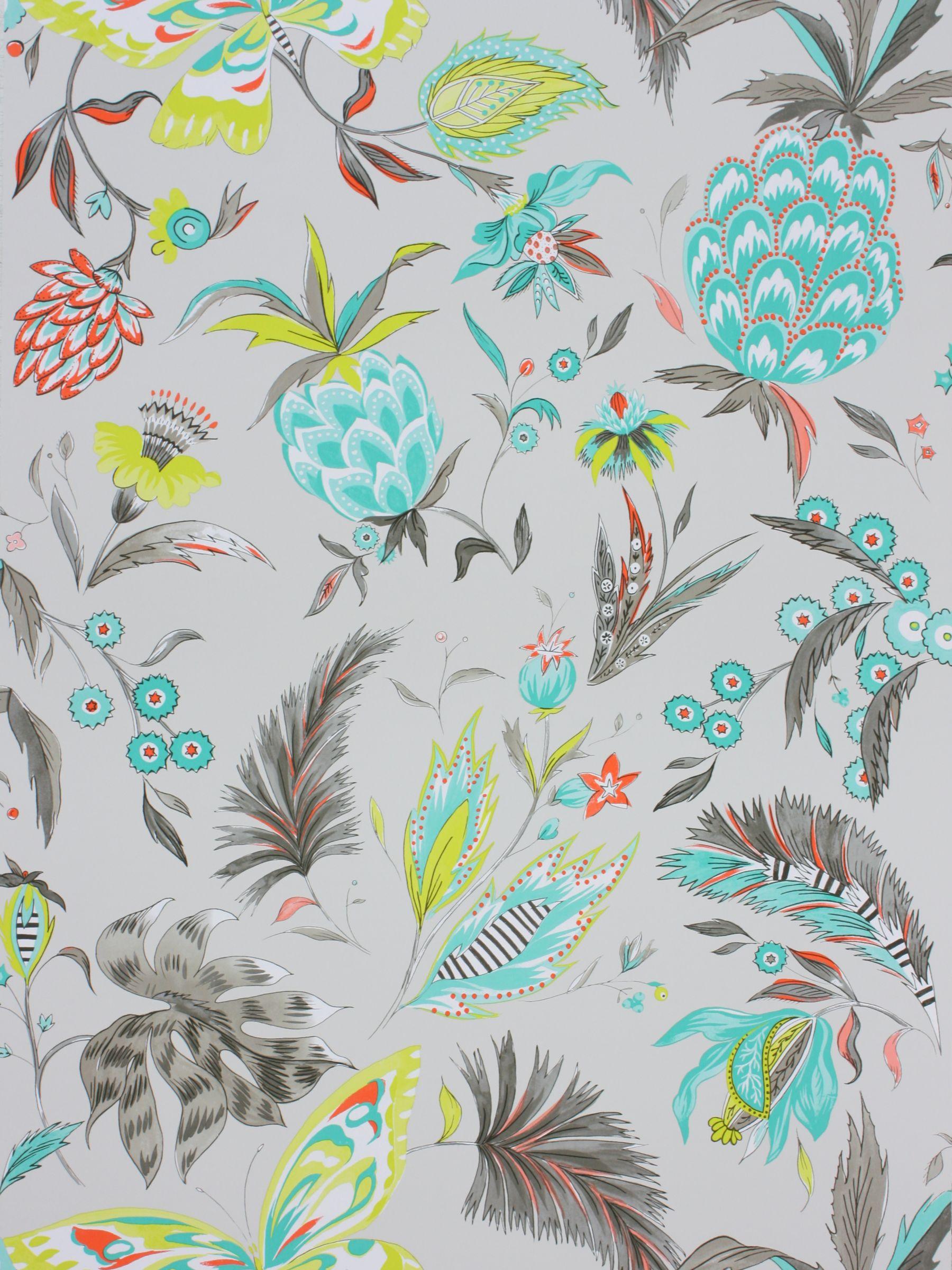 Matthew Williamson Matthew Williamson Habanera Wallpaper