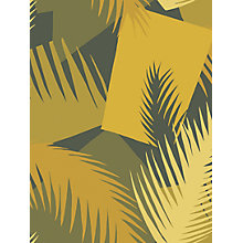 Buy Cole & Son Deco Palm Wallpaper Online at johnlewis.com
