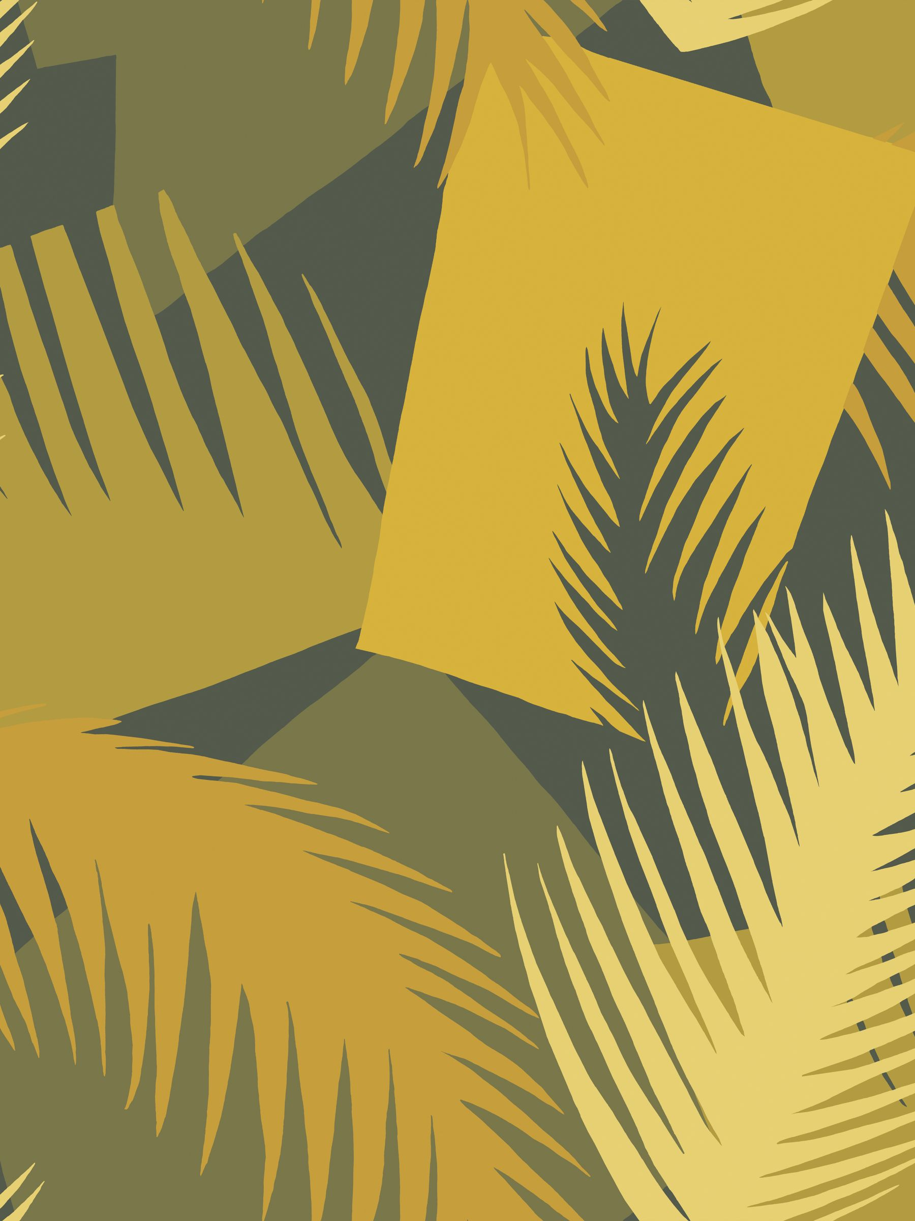 Cole & Son Cole & Son Deco Palm Wallpaper