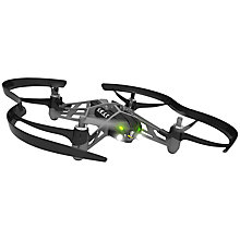 Buy Parrot Swat Airborne Night Minidrone, Black Online at johnlewis.com