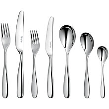 Buy Robert Welch Stanton Cutlery Set, 56 Piece Online at johnlewis.com
