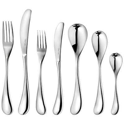 Robert Welch Molton Cutlery Set, 7 Piece