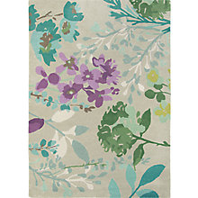 Buy bluebellgray Braybrooke Linen Rug, Multi Online at johnlewis.com