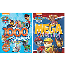 Buy Paw Patrol Activity Pack Online at johnlewis.com