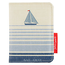 Buy John Lewis Coastal Passport Holder Online at johnlewis.com