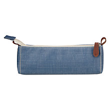 Buy John Lewis Coastal Pencil Case, Slim Online at johnlewis.com