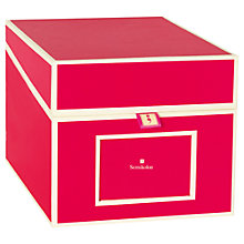 Buy Semikolon Multi Media Storage Box Online at johnlewis.com