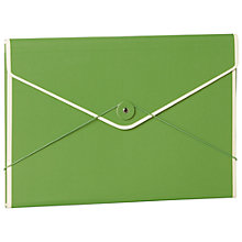 Buy Semikolon Envelope Folder Online at johnlewis.com
