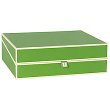 Buy Semikolon Document Box Online at johnlewis.com