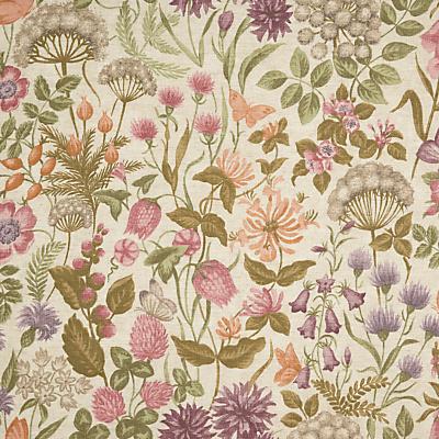 John Lewis Meadow Flower Furnishing Fabric