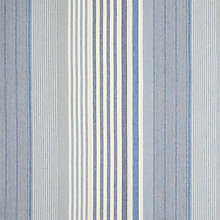 Buy John Lewis Anglesey Stripe Furnishing Fabric, Blue Online at johnlewis.com