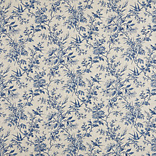 Buy John Lewis Oriental Bird Furnishing Fabric Online at johnlewis.com