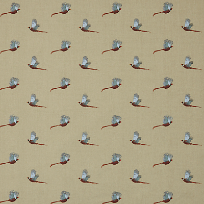 Image of Sophie Allport Pheasant Furnishing Fabric