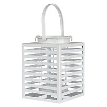 Buy Kaemingk Metal Lantern Online at johnlewis.com