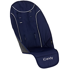 Buy iCandy Peach Universal Upper Core Seat Liner, Royal Online at johnlewis.com