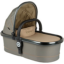 Buy iCandy Peach Carrycot, Olive Online at johnlewis.com